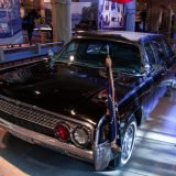 1961 Lincoln SS-100X JFK last car jfk car