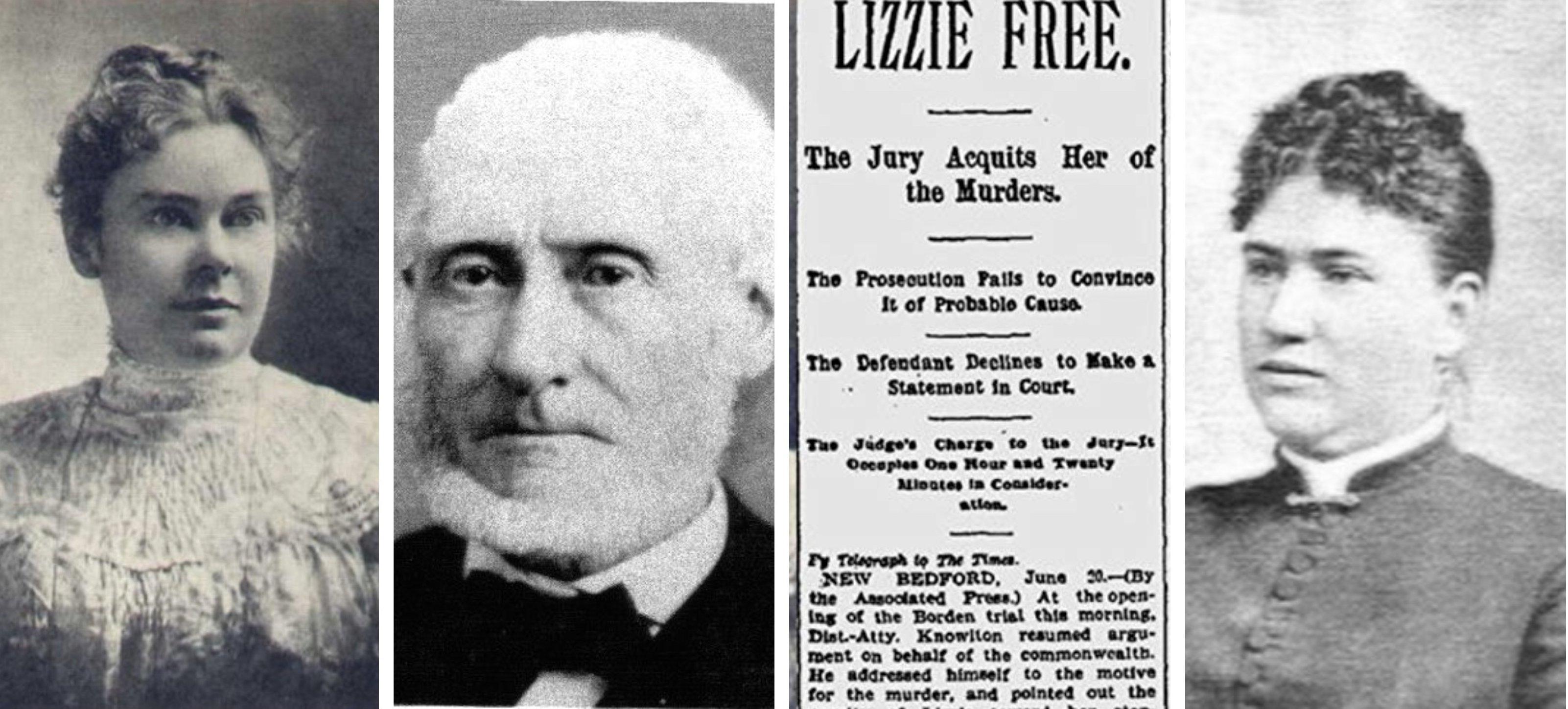 Lizzie Borden featured