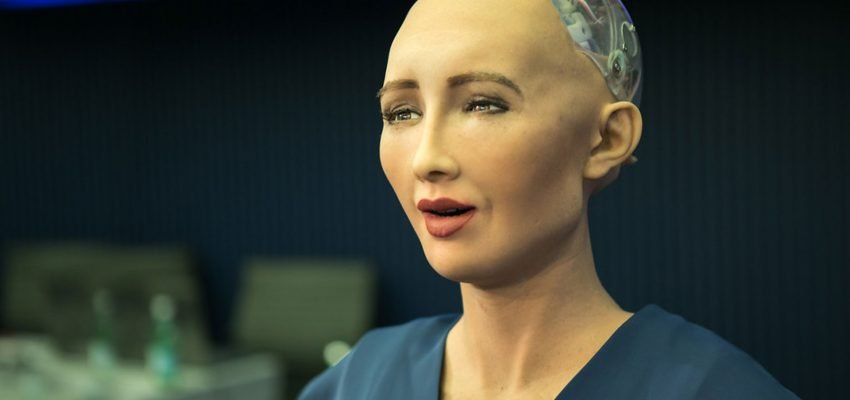 sophia artificial intelligence robot