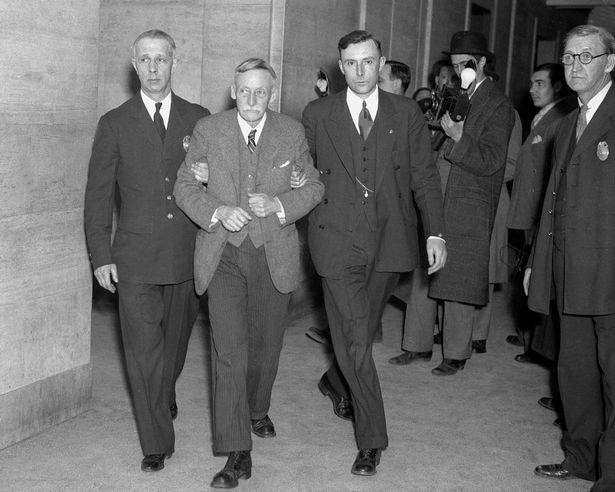 Albert Fish during his trials