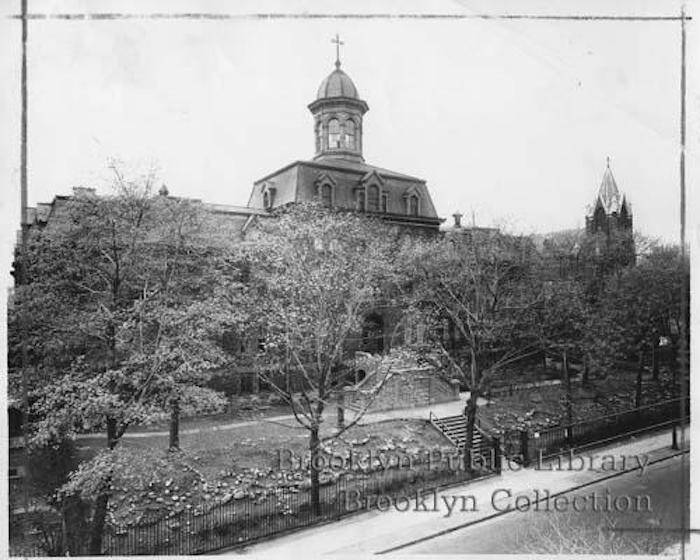 St. John's Home for boys, orphanage.