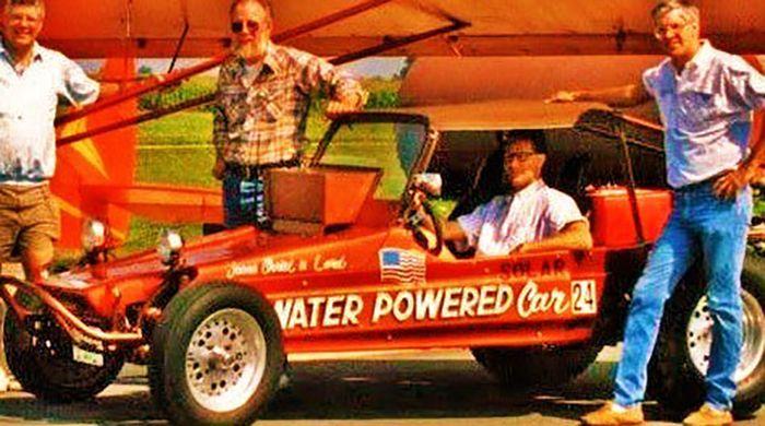 Stanley Meyer water car