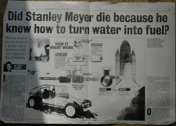 stanley meyer death