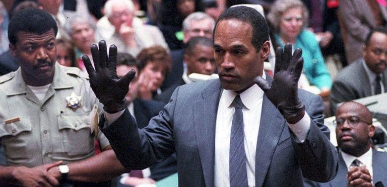 O.J Simpson featured