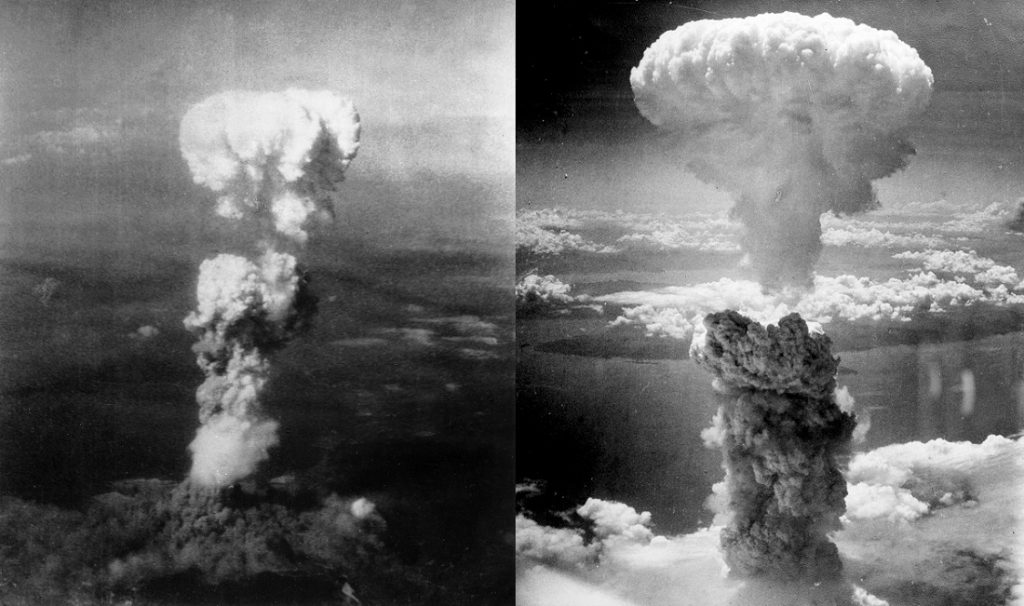 Atomic Bombing of Hiroshima and Nagasaki