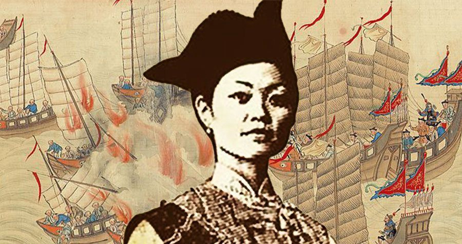 Ching Shih, the fearless queen