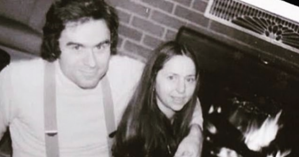Ted Bundy and Elizabeth Kelper