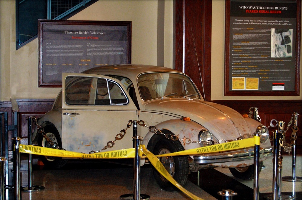 Ted Bundy's car