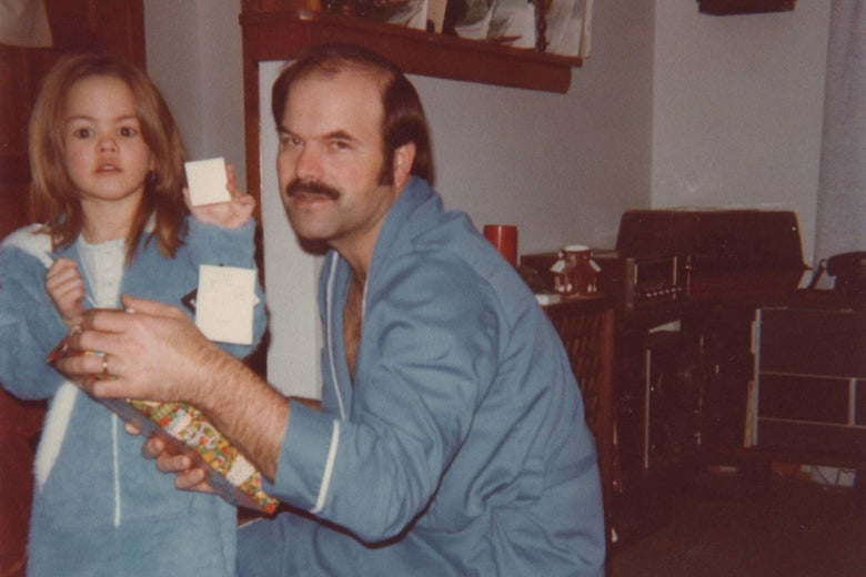 BTK with his daughter