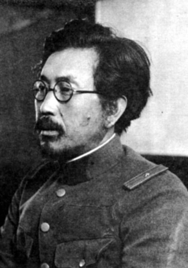 General Shiro Ishii, the commander of Unit 731.