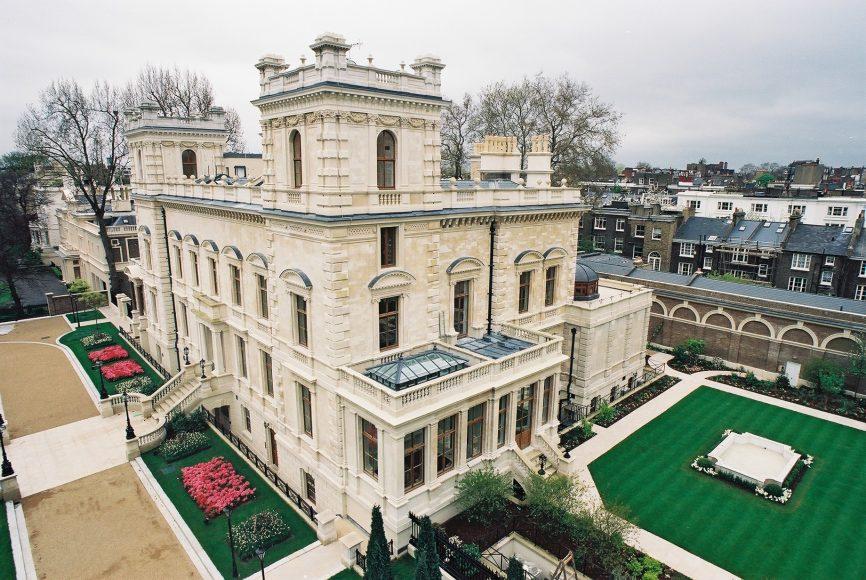 Kensignton Palace Gardena, Lakshmi Mittal