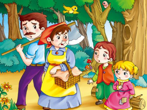 Hansel and Gretel story