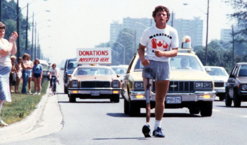 Terry Fox The Marathon of Hope