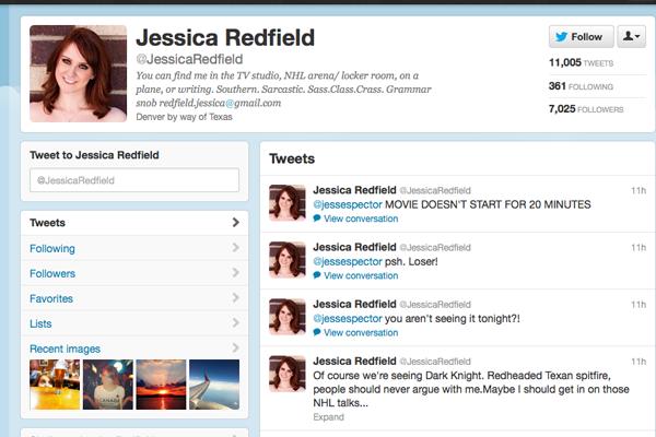 Jessica Redfield
