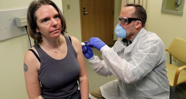 Coronavirus Vaccine Human Trials