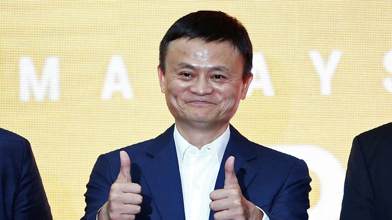Jack Ma donates 1.8 Million masks and other emergency supplies to Asia