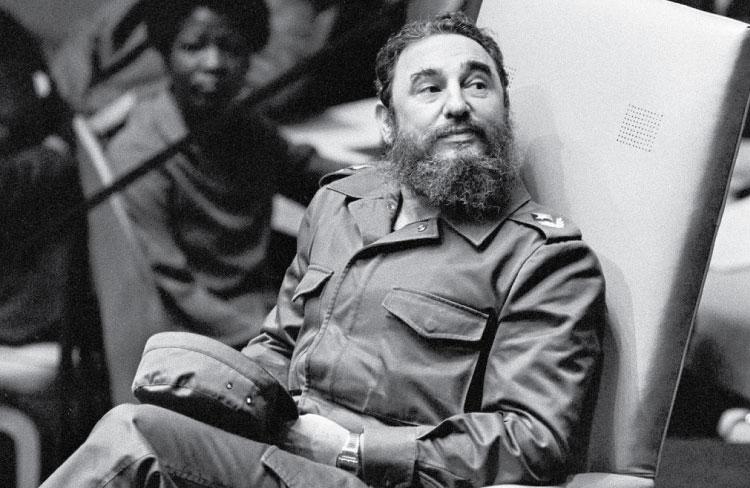 Fidel Castro, Cuban Revolutionary
