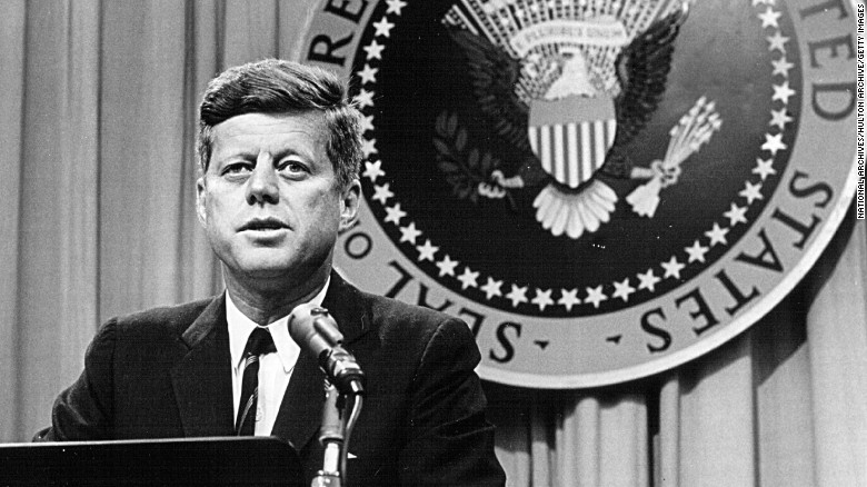 CIA behind the assassination of JFK