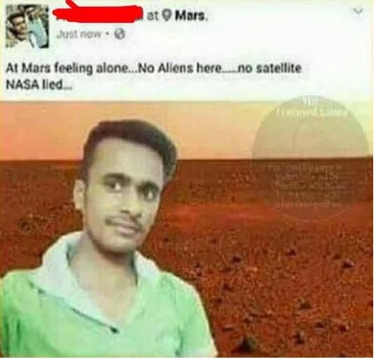 Indian People facebook