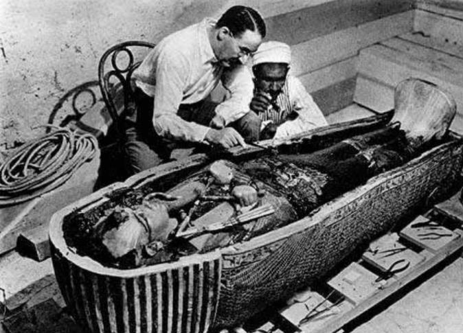 King Tut's tomb discovery