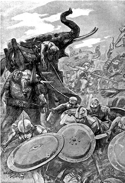 alexander the great battle of the hydaspes