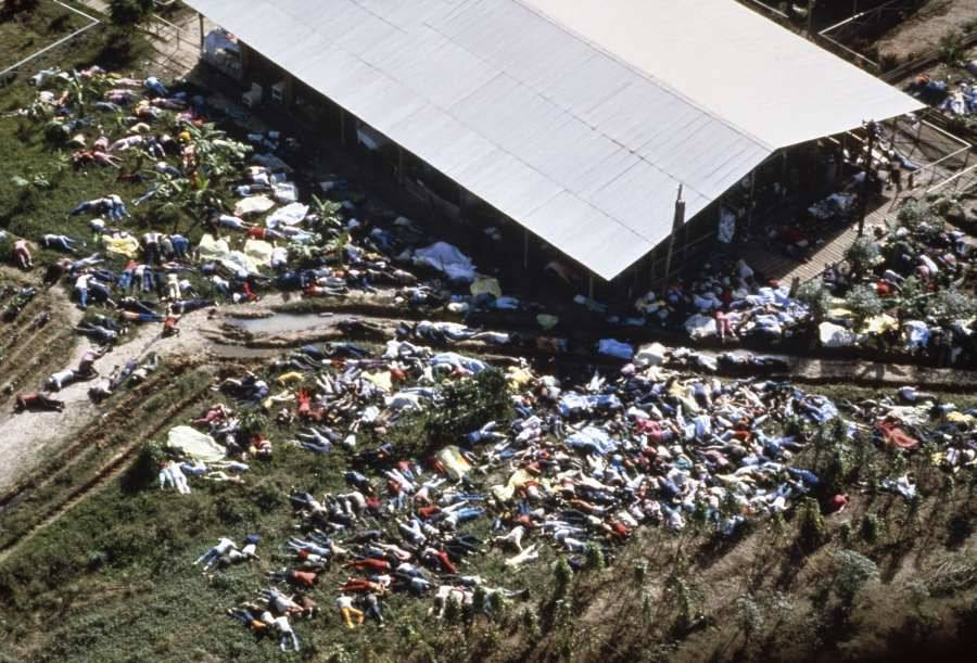 Deadliest Cults Jonestown Massacre