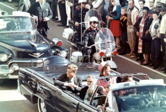 jfk assasination conspiracy theories