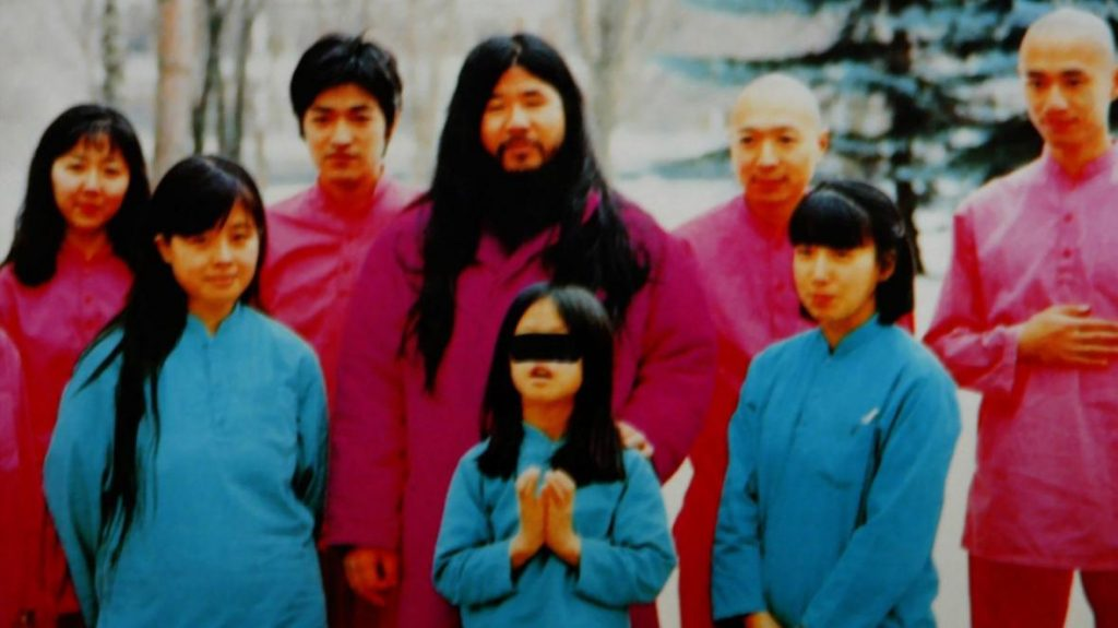 Aum Shinrikyo, Deadliest Cults