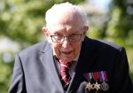 Tom Moore raises over £18 Million to Health Service