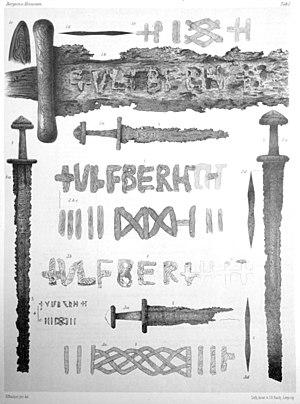 Ulfberht swords