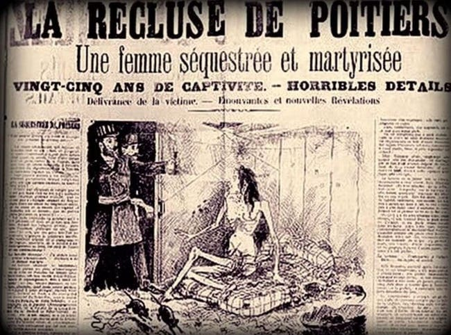 French Newspaper recounts the tragic story of Blanche Monnier