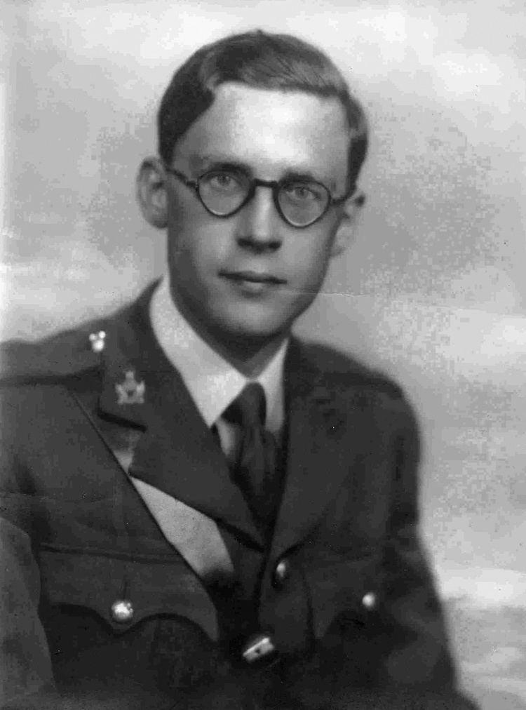 Major Hugh Redwald Trevor-Roper