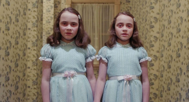 Twins from Shining