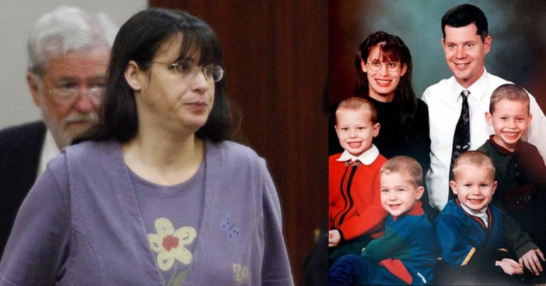 Andrea Yates drowned her children one by one in a bathtub