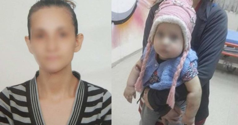 Turkish Mother Tortured Her 18-Month-Old Baby with Bleach and Liquid Soap Injections