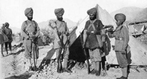36th Sikh Regiment