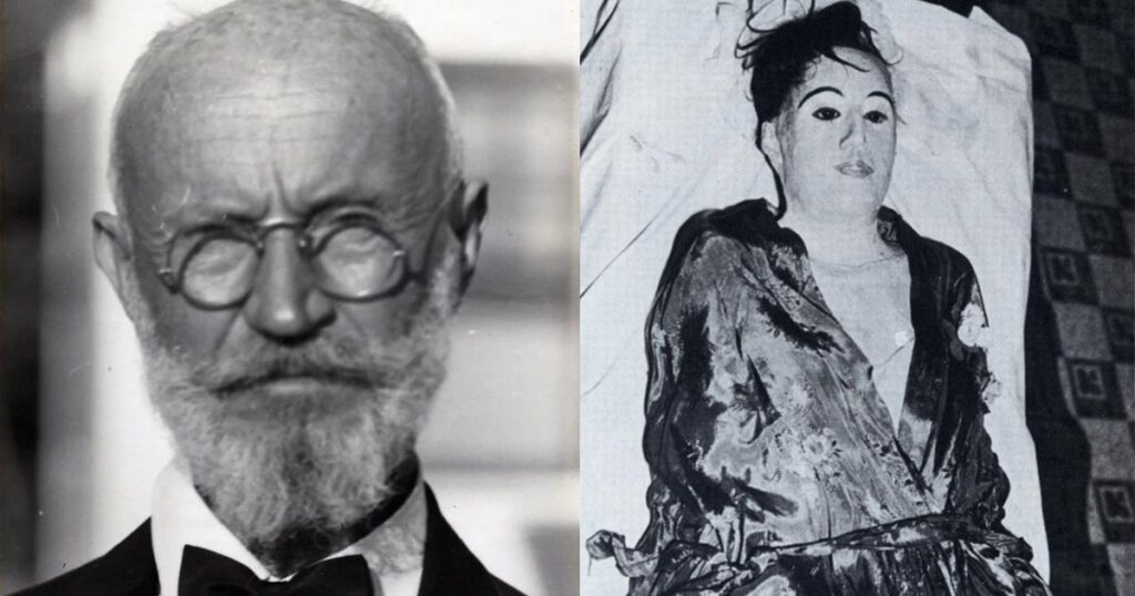 Carl Tanzler and the corpse of Elena Hoyo