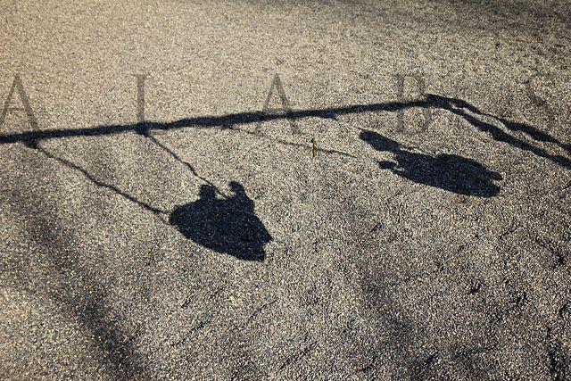 Child shadows