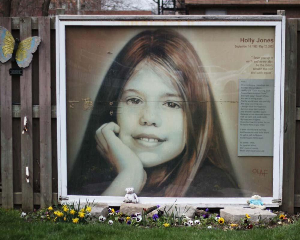 Holly Jones Memorial