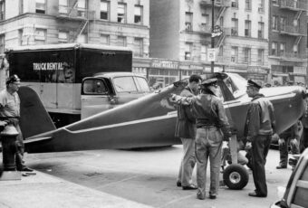 Thomas Fitzpatrick, The Drunk Pilot Who Landed A Plane On NYC Street; Twice