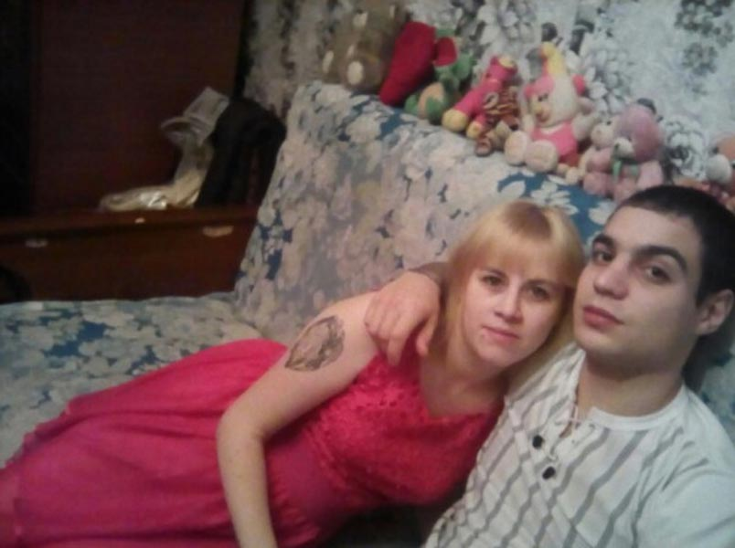 Dmitry Sergeev and Svetlana Sergeeva