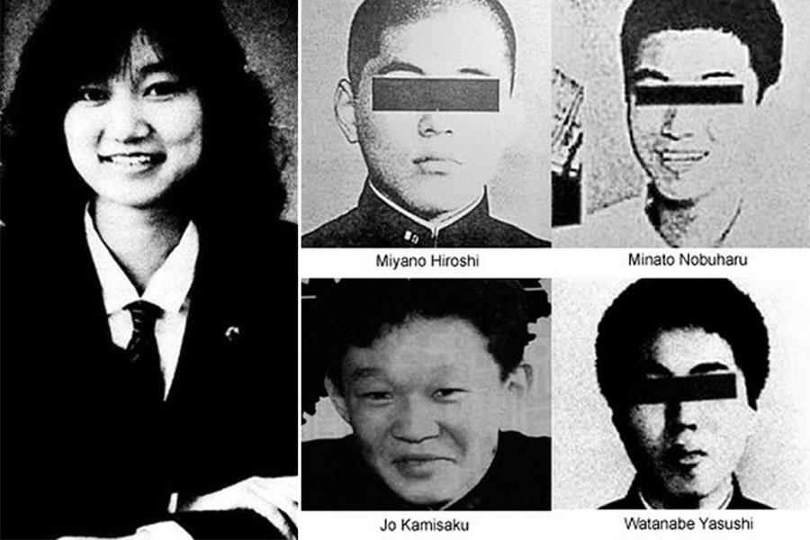 Junko Furuta and her captors