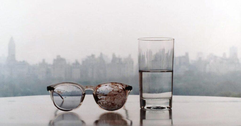 John Lennon's glass