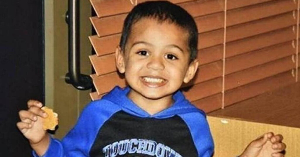 Adrian Jones was just 7 years of age when he was starved to death by his family