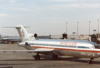 boeing 727 disappeared without a trace