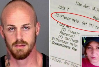 "Floria Mom Held Hostage By Boyfriend, Secretly Writes ""Get 911"" On Online Pizza Hut Order"