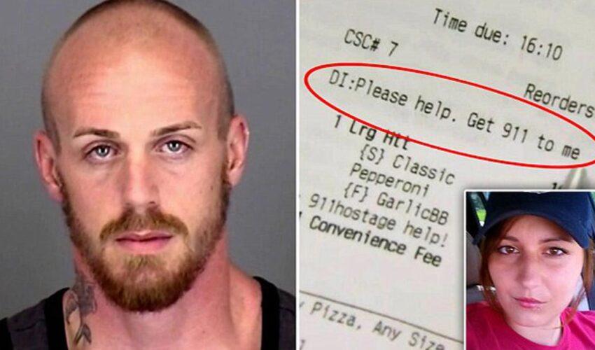 "Floria Mom Held Hostage By Boyfriend, Secretly Writes ""Get 911"" On Online Pizza Hut Order"