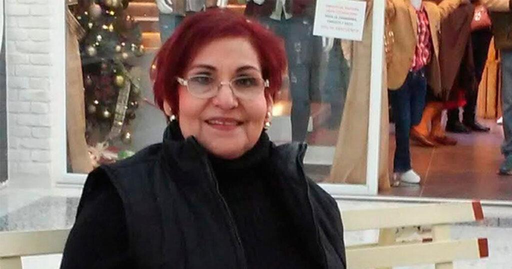 Miriam Rodriguez stalked her daughter's killer