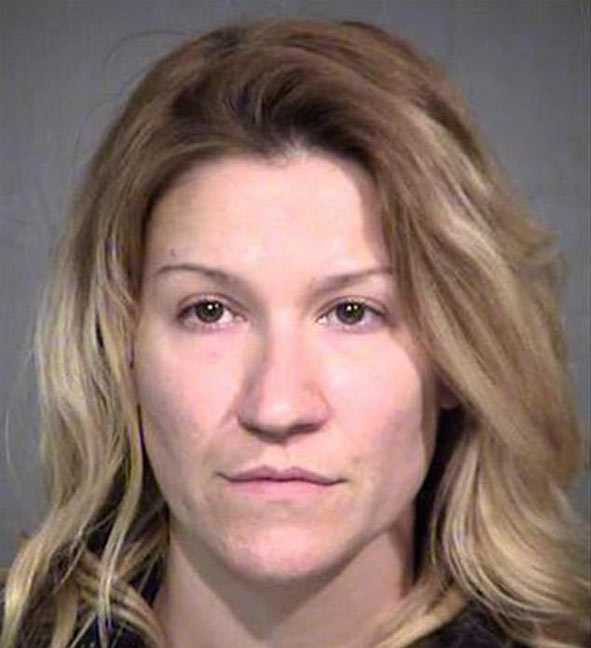 Angela Martin Diaz was sentenced to five years in prison