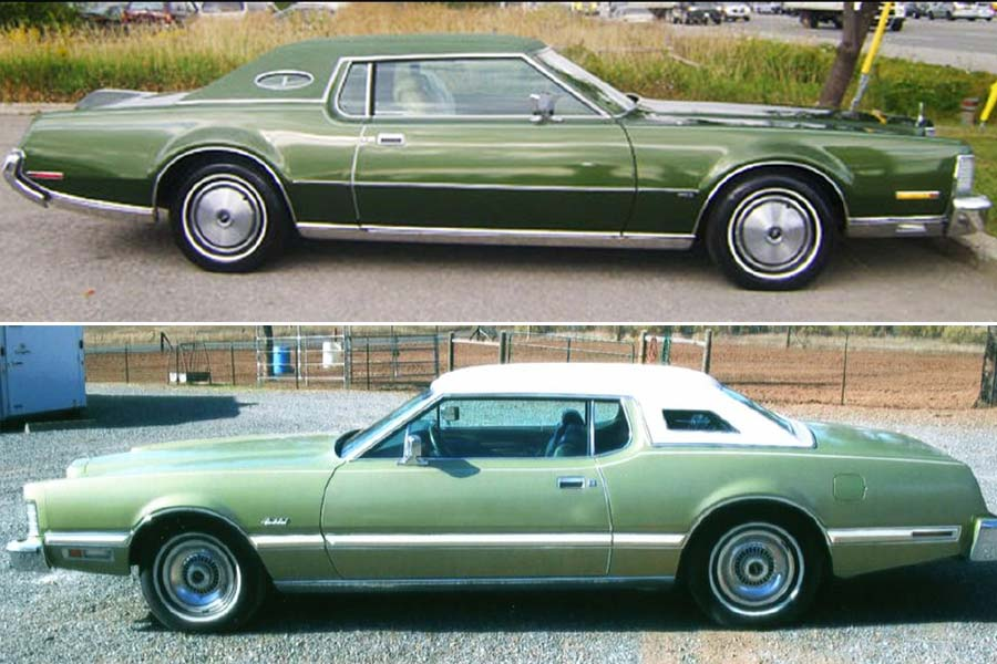 they revealed that Asha may have been seen getting into a dark green early 1970s Lincoln Continental Mark IV, or a Ford Thunderbird from the same ear, along Route 18 where she was last seen alive, the vehicle was described as having rust around its wheel wells.